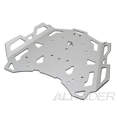 AltRider Luggage Rack for Suzuki V-Strom DL 650 Silver