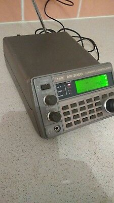 AOR AR-3000 Multi Mode/Band Ham Radio Scanner receiver  AM-NFM-WFM-USB-LSB-CW