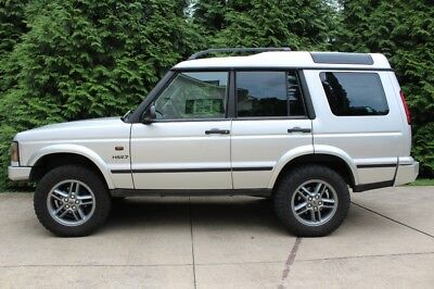 2003 Land Rover Discovery HSE 2003 Land Rover Discovery HSE7 - new engine and much more!
