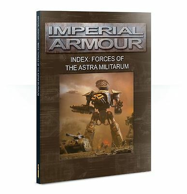 Warhammer 40k Imperial Armour Index Forces of the Astra Militarum (Forge World)