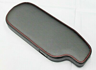 Toyota 86 Console Lid Red Stitching From April 2012> New Genuine Accessory