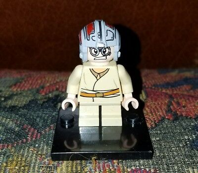 NEW LEGO STAR WARS WALD MINIFIG figure minifigure toy 7962 podracer anakin/'s pal