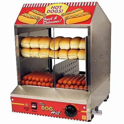 Paragon 8020 Dog Hut Hot Dog Steamer NEW - CHEAPEST NO SALES TAX exc.NY