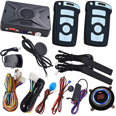 car alarms with remote start and keyless entry auto central door lock in driving
