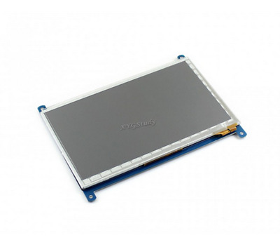 7 inch 800*480 Capacitive Touch Screen LCD (E) Multicolor Graphic TFT Display