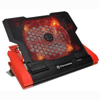 Thermaltake MASSIVE 23 GT Notebook Laptop bis 17 Zoll Kühler USB CLN0019