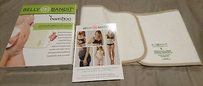 Bamboo Belly Bandit nude/natural - size Small