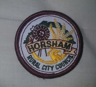 Victoria Local Council Small Patch - NOT Police VIC Australia Ranger 1