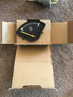 Genuine Ford Nos Xd Xe Fuel Gauge Suits Standard Falcon Dash