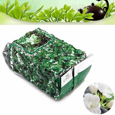 250g Premium Organic FuJian Jasmine Dragon Pearl Chinese Green Tea Vacuum-packed
