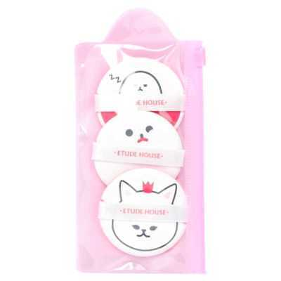 Etude House My Beauty Tool Air Puff Bundle - 1pack (3pcs)