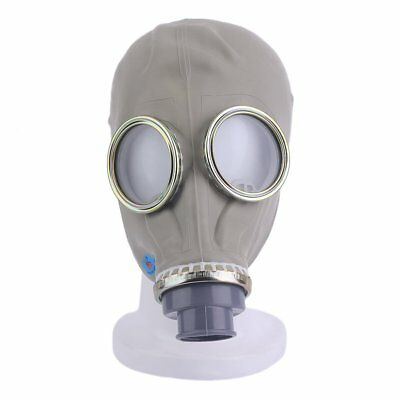 Adult NBC Protection Pratical Gas Mask - New Sealed Filter Never Worn HM