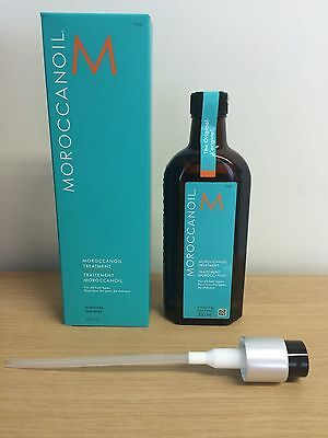 Moroccan Oil Treatment - 200 ml with pump