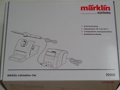 Märklin-Lötstation-Set  Art. Nr. 70910