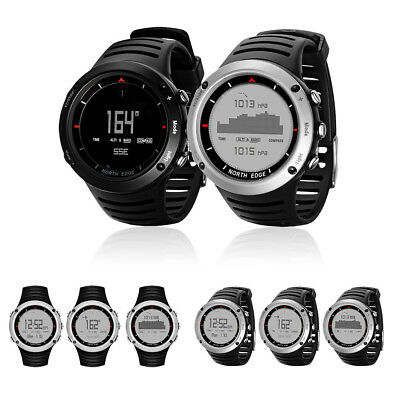 NORTH EDGE ALTAY Outdoor Intelligent Sports Watch Compass Digital Temperature