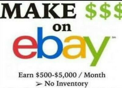 Drop Ship And Sell On Ebay Easy Online Business Work From Home