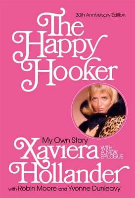 The Happy Hooker signed by Author