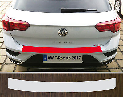 Bumper Strip Protective Film Clear VW T-ROC , from 2017