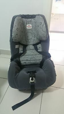 Used Britax Safe N Sound Child Car Seat