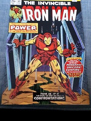 Iron man no.69.High grade cents issue.