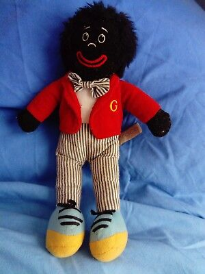 vintage gollie soft toy Robertsons style