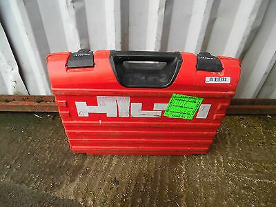 Hilti TE 700-AVR Carrying Carry Case Box ONLY
