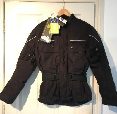 NEW Advanced Experience Motorcycle Jacket Nano Protectors M 40 42 Bargain Xmas