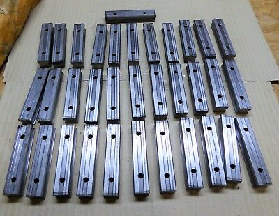 Linear Rails 100mm Lot of 34