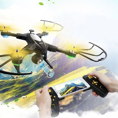 H39WH 6-Axis RC Quadcopter HD Camera RC Drone Gopro UFO FPV Helicopter