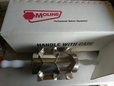 brand new commercial moline commercial biscuit cutter