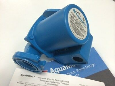 AquaMotion AM7-FV1 Circulator (with check valve)