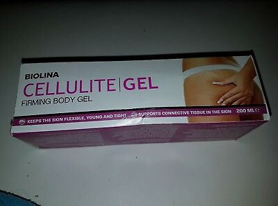 gel anti cellulite neuf 200ml