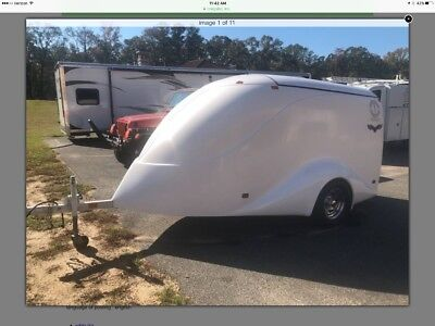 Excaliber Motorcycle Trailer