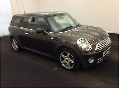 09 Mini Cooper 1.6D Stunning Spec, 1/2 Leather, Alloys, Cd, Climate, Lovely Look