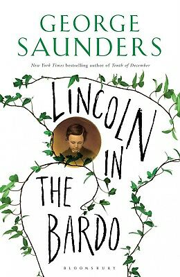 Lincoln in the Bardo By George Saunders (Paperback | English) Brand New