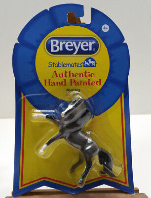 NEW Breyer Stablemates Hand Painted Horse 1:32 Scale NIP Mustang No.5908