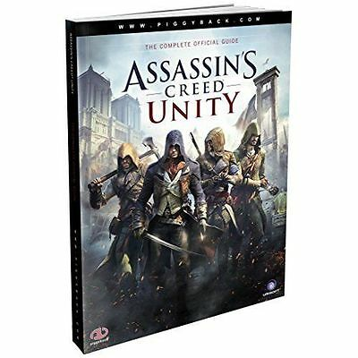 Assassin's Creed Unity - The Complete Official Guide by Piggyback (Paperback, 2…