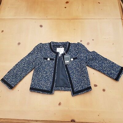 Jasper Conran Girl's Party Occasion Smart Jacket Size 5 to 6 Years - BNWT