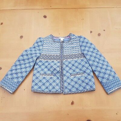Monsoon Girl's Party Occasion Smart Jacket Size 5 to 6 Years - New