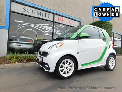 2014 Smart fortwo electric drive 2dr Coupe Passion 2014 smart EV, Fully Electric Drive, 1 Owner, still under warranty!