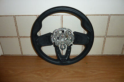 Mini F56 Mini Yours steering wheel.