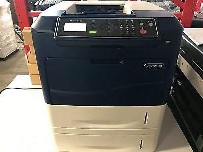 Xerox Phaser 4600N Monochrome Network Laser Printer Black and White