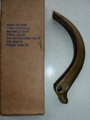 Dodge WC M37 Handle Window SHLD Out Lock CC 990976 New Old Stock G502