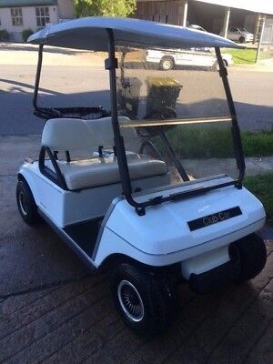 Club Car Electric Golf Cart buggy in good condition