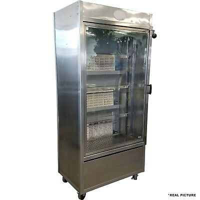 Old Hickory N7G 35 Chicken Commercial Rotisserie Oven Machine, Gas