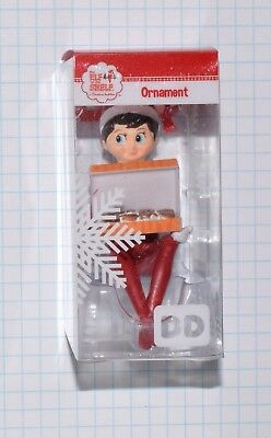 2016 Dunkin Donuts Elf on the Shelf Holiday Christmas Ornament BRAND NEW IN BOX