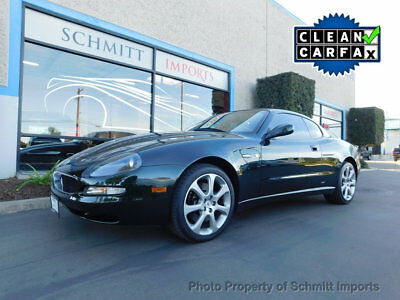 2004 Maserati Coupe 2dr Coupe Cambiocorsa 2004 Maserati Coupe Cambiocorsa, clean carfax, extra clean car, new tires!
