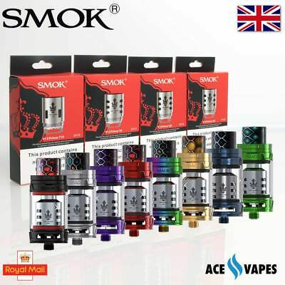 AUTHENTIC SMOK TFV12 PRINCE TANK & Replacement Coils / Glass Pieces / Drip Tips