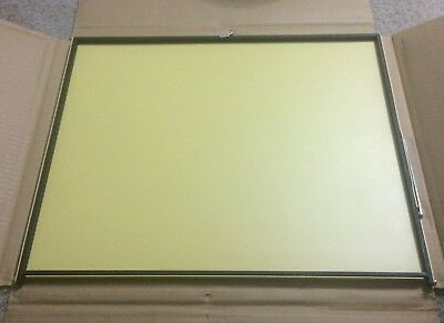 Saunders Rapid Loading Easel 16x20 NEW OLD STOCK MINT needs one foot sticker