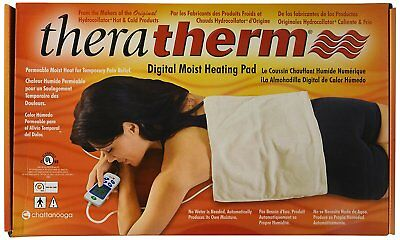 "Chattanooga Theratherm Automatic Moist Heat Pack - Standard (14"" x 27"")"
